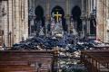 Požiarom poškodená katedrála Notre-Dame je stabilizovaná
