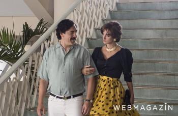 Príbeh zločinca Pabla Escobara v novom filme rozpráva jeho milenka