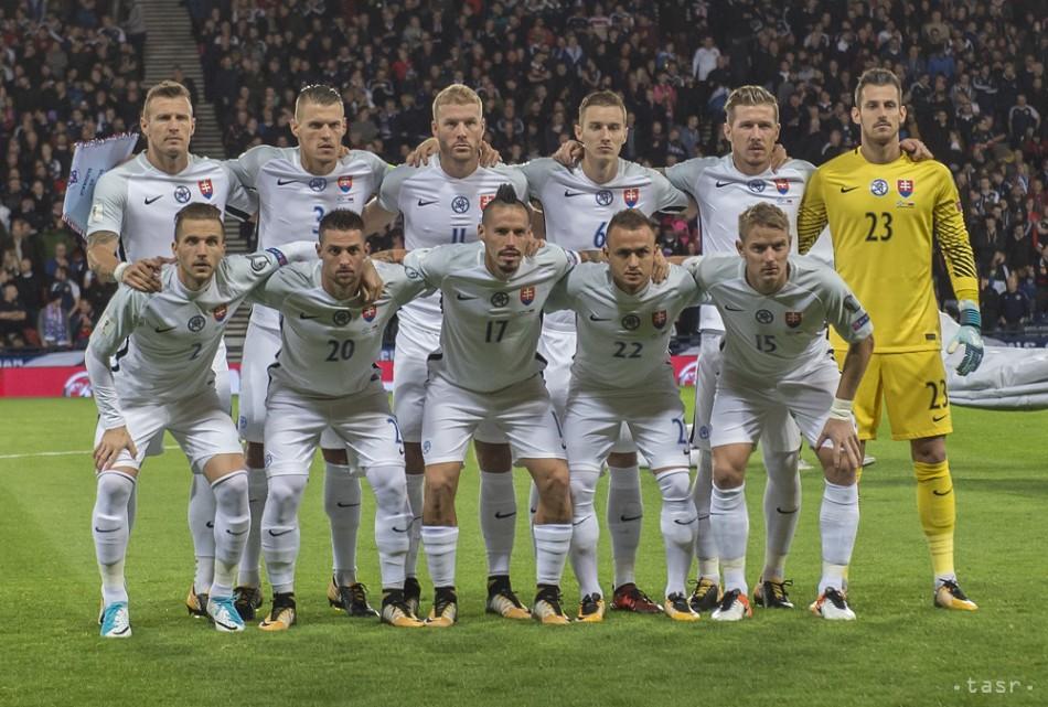 4934acba6cc4c Na čele rebríčka FIFA sú Belgičania. Futbalisti SR si pohoršili