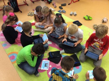 "EU Code Week 2018 – certifikát za podujatie ""Scratch v našej škole"""