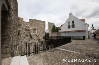 Mestské hradby v Bratislave sú opäť otvorené z oboch strán