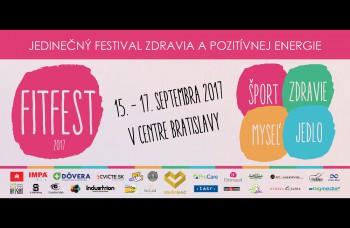 Jedinečný festival zdravého životného štýlu a pozitívnej energie
