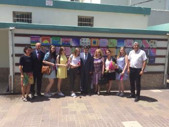 V rámci výmenného programu spoznávajú naši stredoškoláci Izrael
