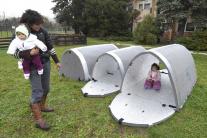 Príbytok pre ľudí bez domova