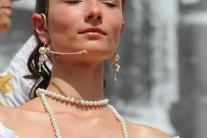 Korunovácia mantovskej princeznej Eleonóry Gonzagy