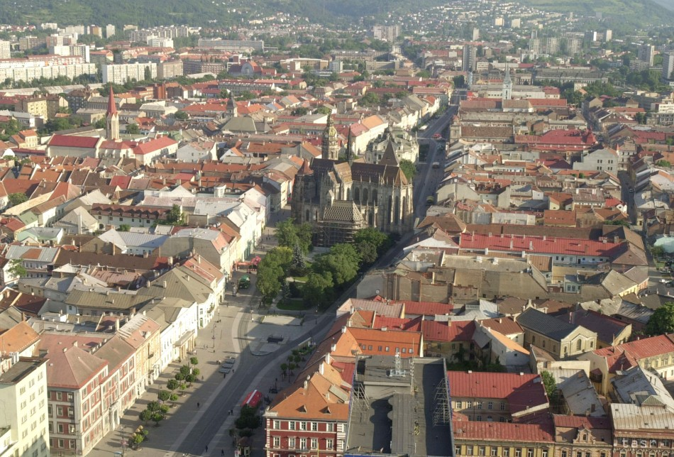 9194ef097b04b Košice titul Európske mesto športu privítajú stredajším ceremoniálom