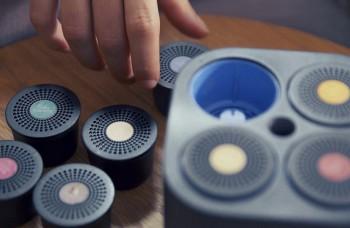 Moodo umožní kontrolovať vône v domácnosti cez smartfón