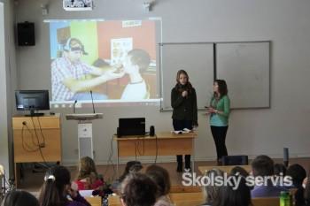 Nadané deti prednášali vysokoškolákom