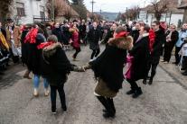 Slováci v maďarských Mlynkoch pokračovali v tradíc