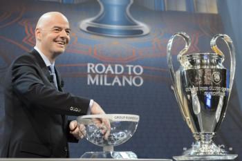 Kandidatúru Infantina na šéfa FIFA podporujú aj európske veľkokluby