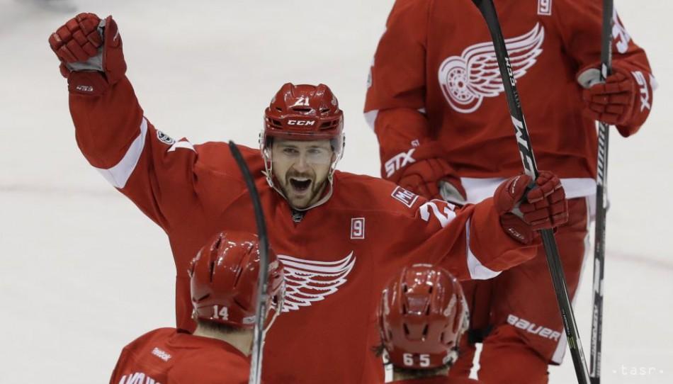 NHL: Detroit zvíťazil v príprave nad Bostonom 5:1