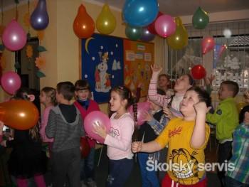 Balónová diskotéka
