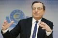 Mario Draghi v Nemecku odmietol kritiku voľnej menovej politiky ECB