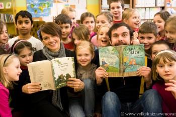 Vytvorme spoločne čitateľské kútiky v školách