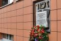 Obete holokaustu si v Poprade pripomenuli pri pamätnej tabuli