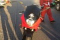 Mikuláš na motorke sa správal ako čert: Toto mu teraz hrozí