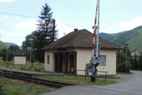 Trnavá Hora - železnica