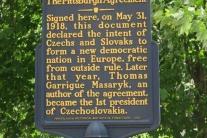 Oslavy Pittsburskej dohody v USA