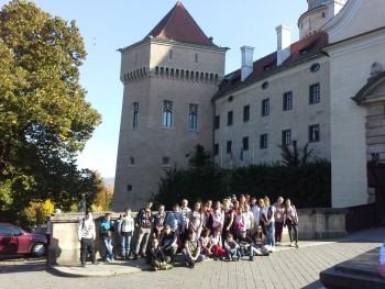 Palínski žiaci navštívili Bojnice