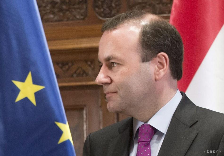 Bugár rokoval so šéfom európskych ľudovcov, Weber ocenil kroky Mosta