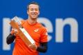Kohlschreiber s titulom v Mníchove. Almagro vyhral turnaj v Estorile