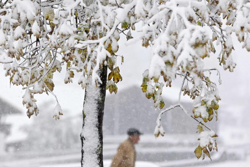 Január sa chýli ku koncu: Dnes bude zamračené, na východe nezasneží