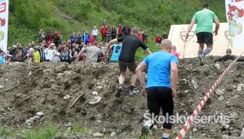 Prvý ročník behu Tvrďák v Hrabovskej doline