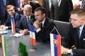 Fico: V4 má záujem stretávať sa s Macronom pred každým summitom EÚ