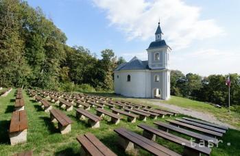 K najstaršiemu slovenskému kostolu putujú veriaci už takmer 500 rokov