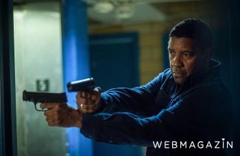 Oscarový Denzel Washington sa vracia vo filme Equalizer