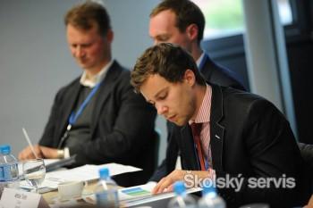 Na rokovaní G20 Youth Forum 2014 zastupovala Slovensko SPU Nitra
