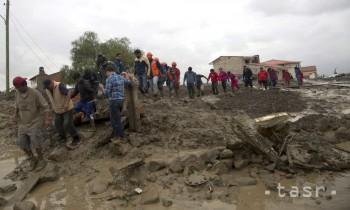 Pri zosuvoch pôdy v Rwande zahynulo 18 ľudí