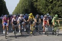 Posledná etapa TdF, Sagan so zelenou briadkou