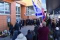 VIDEO: Obete holokaustu si v Poprade pripomenuli pri pamätnej tabuli