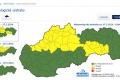 Dnes v noci a v sobotu môžu byť búrky na severe Slovenska