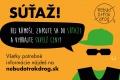 Súťaž Nebuď otrok drog 4 o ceny v hodnote 5000 eur