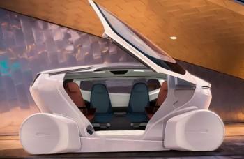 Ani auto, ani interiér: Budúcnosť počíta s miestnosťou na kolesách