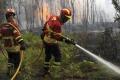 Požiar, ktorý ohrozoval národný park v Andalúzii, je pod kontrolou