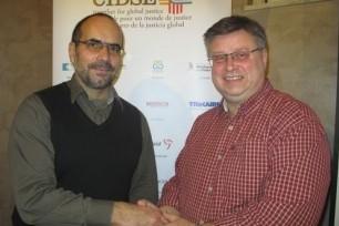 eRko je 17. člen medzinárodnej aliancie rozvojových organizácii CIDSE