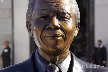 Prvý černoch - prezident bol v Juhoafrickej republike Nelson Mandela