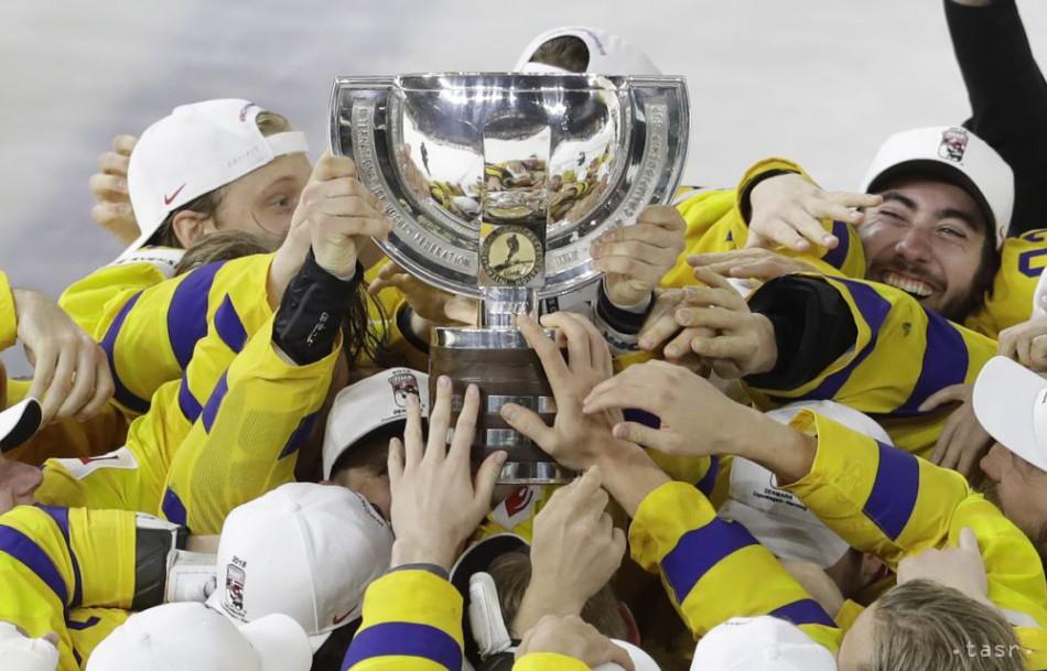 8005b808f6d98 MS v hokeji 2018 (finále): Švédsko obhajilo titul Majstra sveta - 24hod.sk