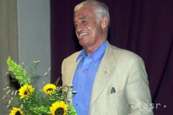 Herecká legenda Jean-Paul Belmondo sa dožíva osemdesiatky