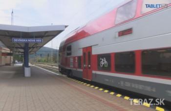 Unikátny vlakový videoprojekt: Železničná stanica Devínska Nová Ves