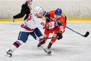 Martin Kalináč vymenil profesionálny hokej za univerzitný