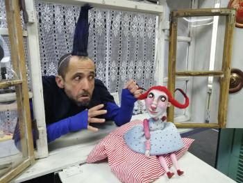 Bratislavské bábkové divadlo prichádza s novým predstavením