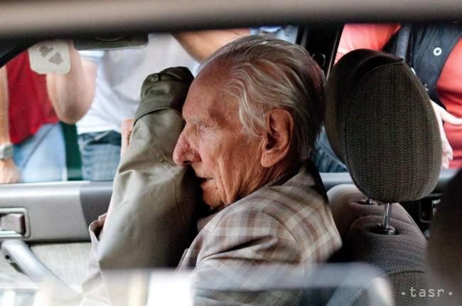 Nazi war crimes suspect Laszlo Csatary charged in Hungary News DW.DE