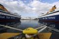 V Grécku sa po ôsmich dňoch skončil štrajk zamestnancov trajektov