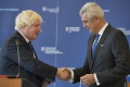 VIDEO: I. Korčok a B. Johnson hovorili o právach Slovákov v Británii