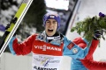 Skoky na lyžiach: Kraft získal veľký i malý glóbus