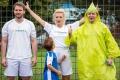 Andrej Bičan vybičoval futbalovú zábavu na maximum